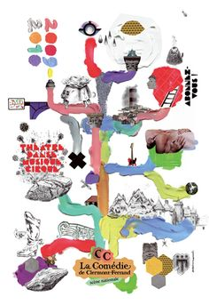 #ANTOINE+MANUEL / COMÉDIE DE CLERMONT 2009-2010
