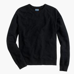 Image result for j crew black sweatshirt