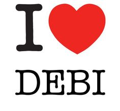 I Heart Debi