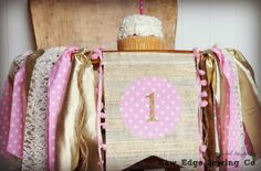 Items similar to PINK and GOLD Birthday High chair Highchair Banner Photo Prop Bunting Backdrop Onederland Wonderland One First Lace Burlap Fabric Boho Girl on Etsy Little Mermaid Birthday, The Little Mermaid, Purple Teal, Pink And Gold, Birthday Highchair, Burlap Fabric, Boho Girl, High Chair Banner, Gold Birthday