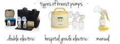 Informative overview of 3 different Medela #breastpumps - Symphony, Pump In Style, and Harmony. Thanks, @thewisebaby!