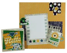 charmed life scrapbook layouts | the @SIMPLE Comunicación Stories Charmed Life collection. More layout ...
