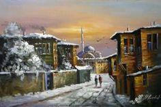 İstanbul Tabloları İST 014