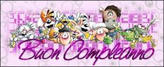 Animali divertenti vi augura un Buon Compleanno Disney Characters, Fictional Characters, Minnie Mouse, Christmas Ornaments, Holiday Decor, Anime, Genere, Christmas Jewelry, Christmas Ornament
