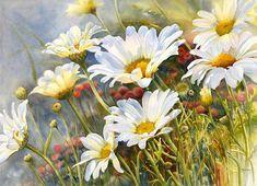 AMANTES DE LA ACUARELA: Floral