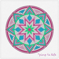 Patron free : bodom mochila wayuu bag by : ®pimp ta life Poncho Crochet, Bag Crochet, Crochet Diy, Crochet Chart, Crochet Purses, Motif Mandala Crochet, Tapestry Crochet Patterns, Crochet Dolls Free Patterns, Knitting Patterns