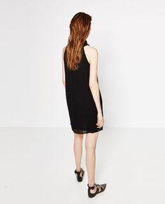 Image 5 of PLUMETIS DRESS from Zara