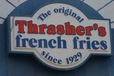thrashers ocean city photos - Google Search