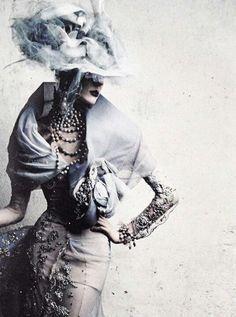John Galliano for Christian Dior Haute Couture,  AW 2005