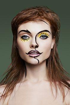 For Sony France Model : Georgie @ Metropolitan Make up : MademoiselleMu Hair : Pierre Saint Sever Retouch : Omen Studio Assistant : Lara Guffroy