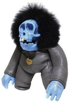 Blue Knuckles by Blamo Toys