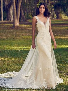 6b7739ed3a Maggie Sottero Couture Bridal Gown and Wedding Dress Collection