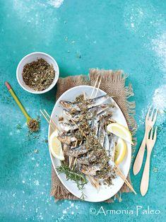 Sardine Grigliate con Erbe Aromatiche
