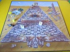 jeu Memotep, un jeu de société pédagogique, pour apprendre ou réviser la langue anglaise