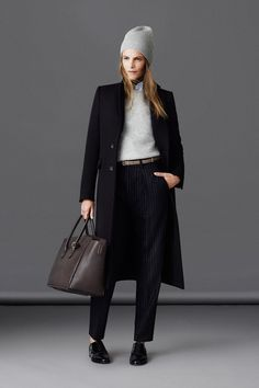 Comfortable Work Outfit - Bally | Fall 2014 Ready-to-Wear Collection | Style.com