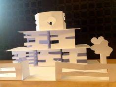 Bouwen met licht en lucht - architectuur | lesidee | groep 5-6 | Laat maar Leren Past bij gs thema over school