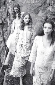 Ellen Von Unwerth for Vogue Italia May 2015 4