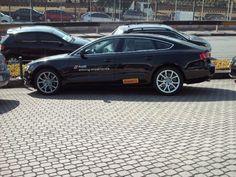 Depois de marcar presença no Audi Driving Experience, esses supercarros da Audi vieram para a Caraigá.