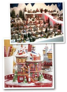 So excited about expanding my CHristmas VIllage! Christmas Village Display Tips   Dept 56 Villages