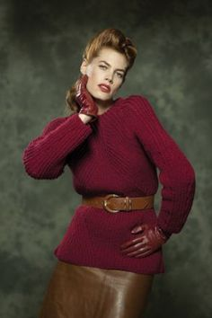 Elisabeth Pull › Pull › Femme › Laines Annyblatt