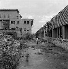 Hattfabriken | Luckenwalde (SIGNED) by Gerry Johansson