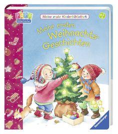 Meine ersten Weihnachts-Geschichten Meine erste Kinderbibliothek: Amazon.de: Hannelore Dierks, Sandra Grimm, Susanne Szesny: Bücher