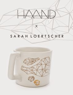 GRAY Magazine: Product of the Week: Haand x SL Geometric Mugs