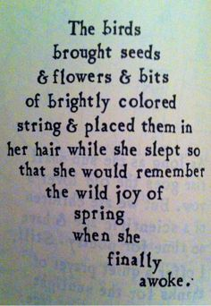 Fairytales ...