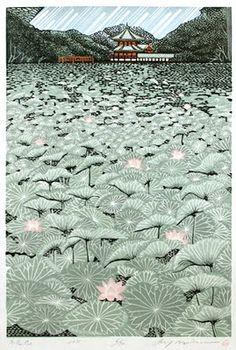 """""""Shinobazu no Ike"""" by Rey Morimura"""