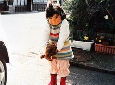 Mirai-chan by kotori kawashima 「未来ちゃん」    - Cutest child. Oh my goodness.