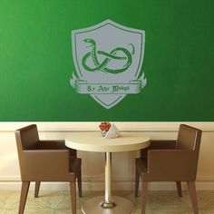 By Any Means Wall Decal