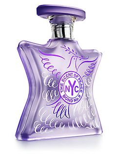 I love fragrances with scents of grapefruit and floral (Lily of the Valley of all things)  this one should top the list and at $205 per 1.7oz its sure to be a scent that's not very common. Right up my alley!   Bond No. 9 New York The Scent of Peace