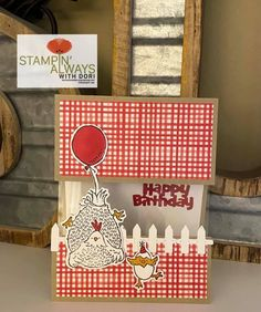 Create Birthday Card, Handmade Birthday Cards, Happy Birthday Cards, Holiday Greeting Cards, Greeting Cards Handmade, Card Making Inspiration, Making Ideas, Valentine's Cards For Kids, Bday Cards