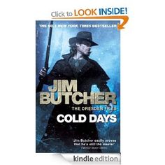 Cold Days: A Dresden Files Novel