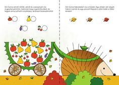 Bartos Erika honlapja - BOGYÓ ÉS BABÓCA FOGLALKOZTATÓ Learning Activities, Kids Learning, Violin, Colouring, Verses, Crafts For Kids, Autumn, Math, Halloween