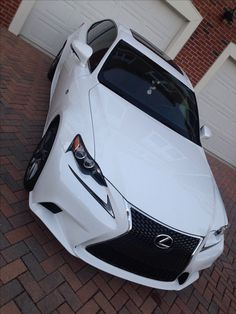 2014 Lexus IS250 FSport... LOVE LOVE LOVE! this needs to be in my driveway ASAP!!!!! :3