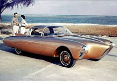 Oldsmobile Golden Rocket 1956
