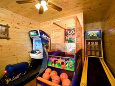 Gatlinburg Cabin Rental 4 Br With Theater Pool Table Game