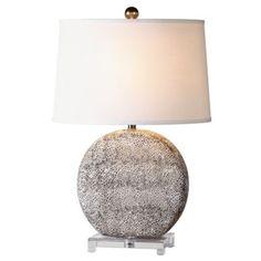 Uttermost Albinus Table Lamp - BedBathandBeyond.com