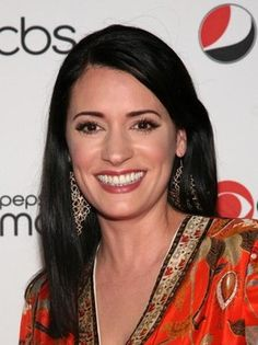 The absolutely STUNNING Paget Brewster!