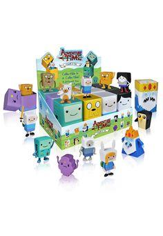 Mystery Minis Collectible Figural Tin: Adventure Time   Funko