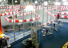 K1 Speed Race Track, Sacramento.  EPIC racing! Such fun.