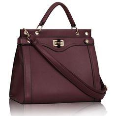 Grab - Purple Fashion Handbags, Tote Handbags, Womens Designer Bags, Hermes Kelly, Celebrity Style, Shoe Bag, Shoulder, Purple, Celebrities