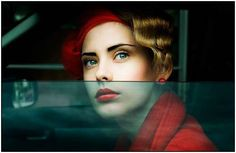Unusual and Unique Examples Portrait Photography