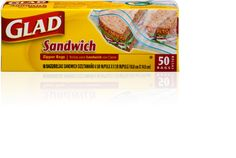 Made in America:  Glad Sandwich Bags