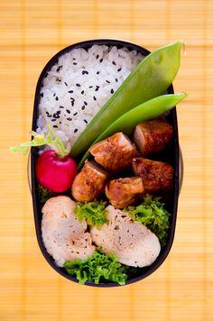 Hoy Bento!. 9. Chicken Teriyaki Bento