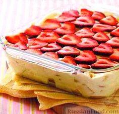 Пудинговый десерт