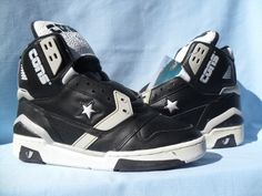 20ca4b203ed139 Vintage 1989 Converse ERX 350 Hi Magic Johnson Energy Wave DS RARE L K    eBay Adidas