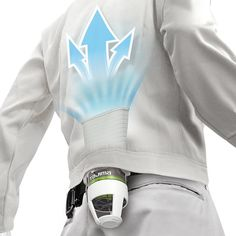 This ingenious portable air conditioner clips on your belt and slips up beneath your shirt or jacket to deliver between 6 to 8.5 hours of cooling relief.