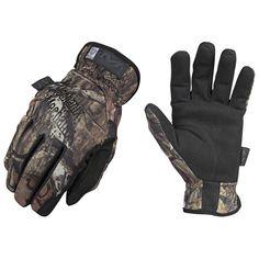 Herren Bekleidung US Mechanix Wear® Handschuhe Army woodland camouflage Tactical Line gloves Small